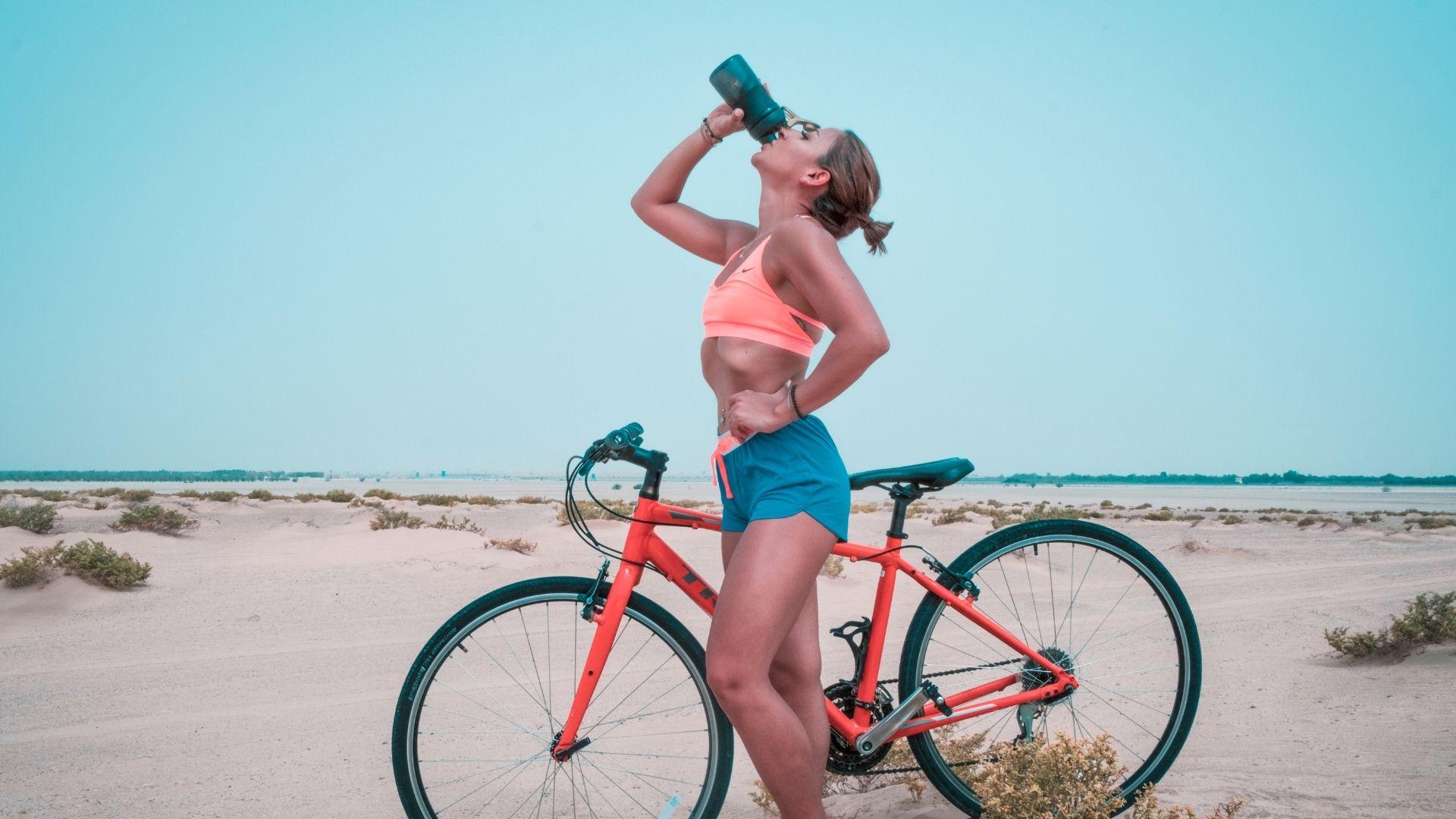Ausgewogene Ernährung - Ausreichend Wasser trinken