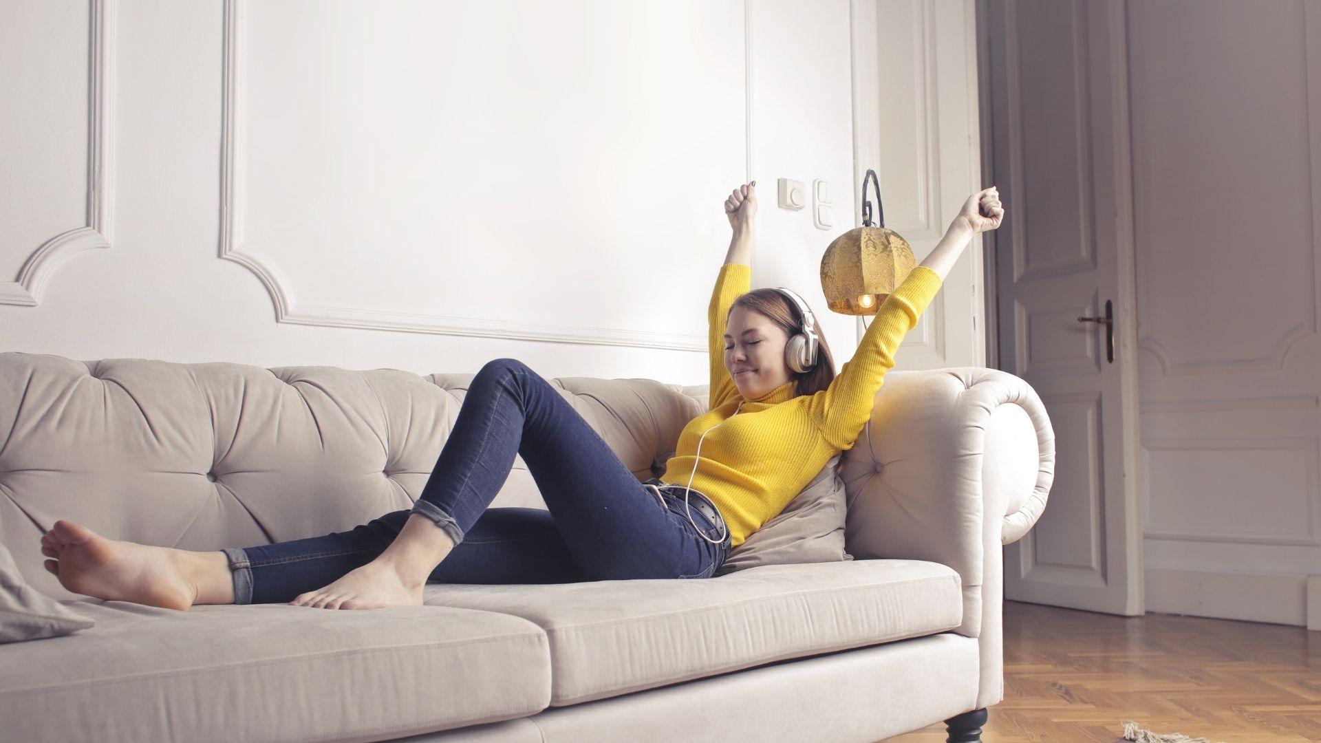 Entspannung - Musik hören