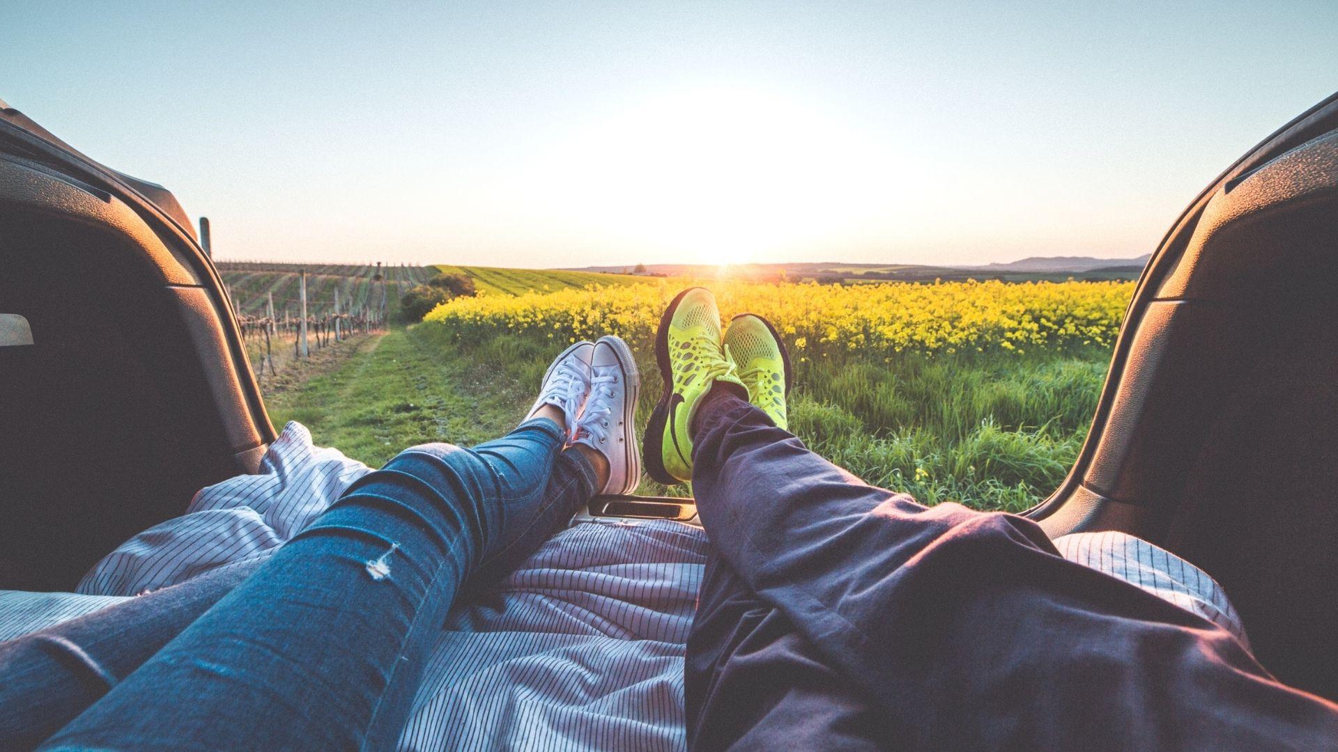 Entspannung - Titelbild