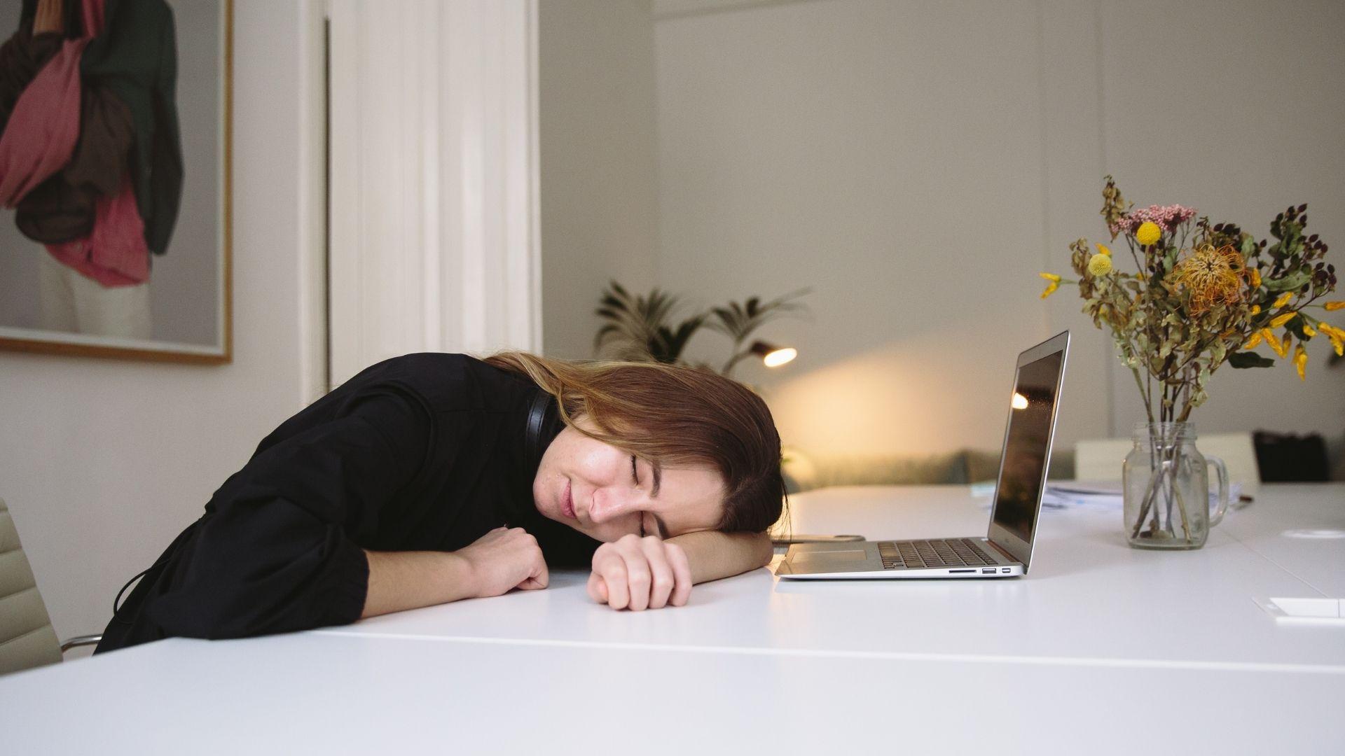 Entspannungstechnik - Power Nap