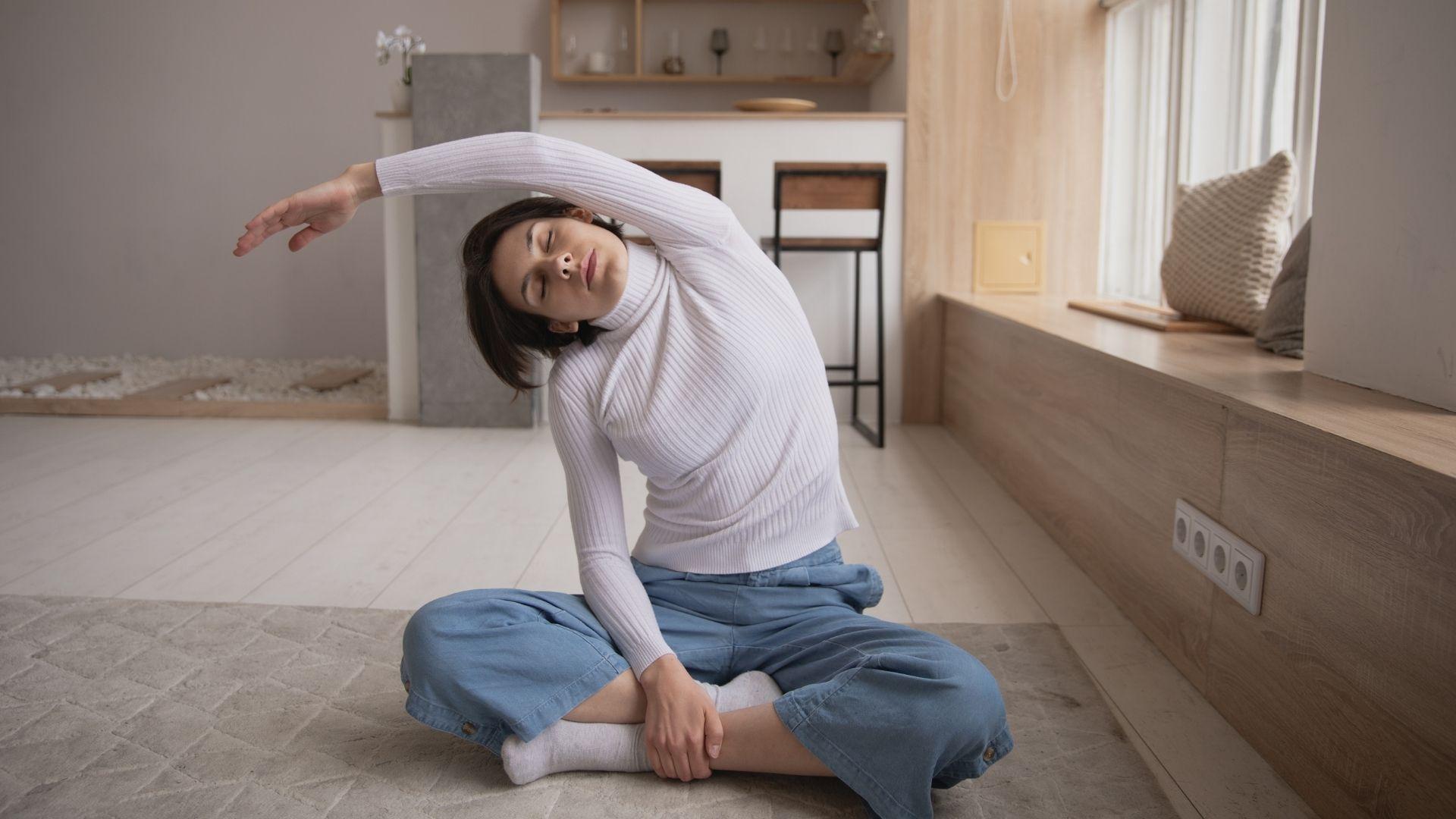 Entspannungsübungen - Dehnen
