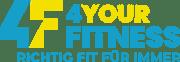 4yourfitness Logo