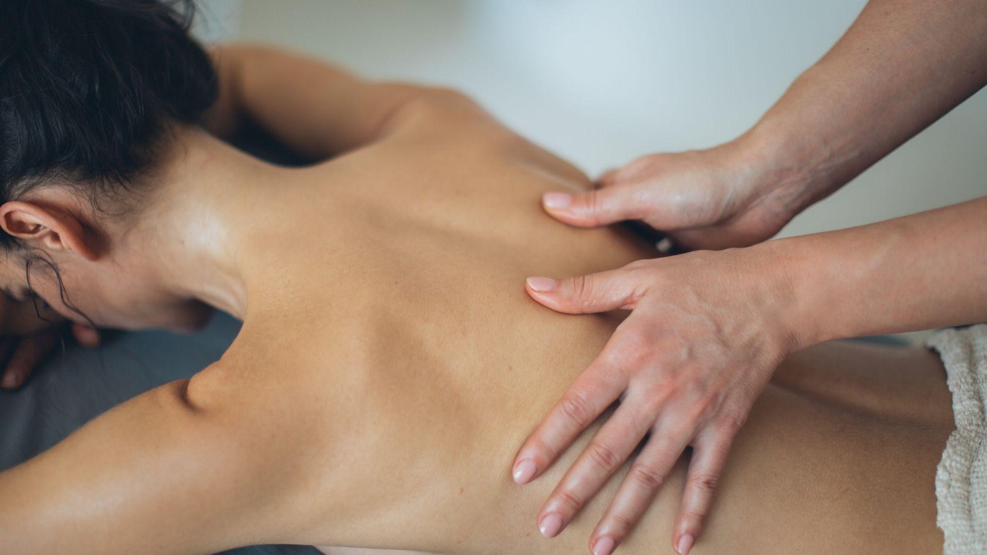 Cool Down Methode - Massage