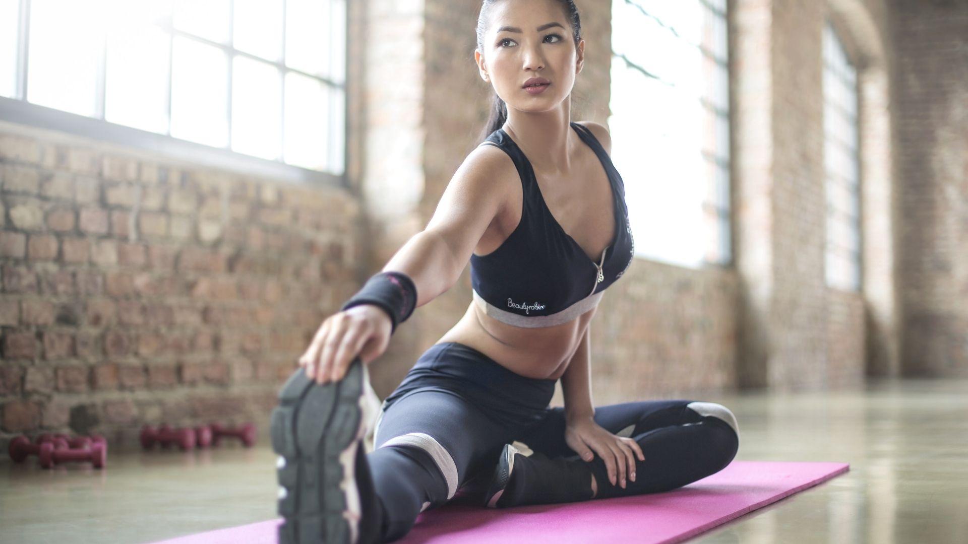 Cool Down Übung - Stretching