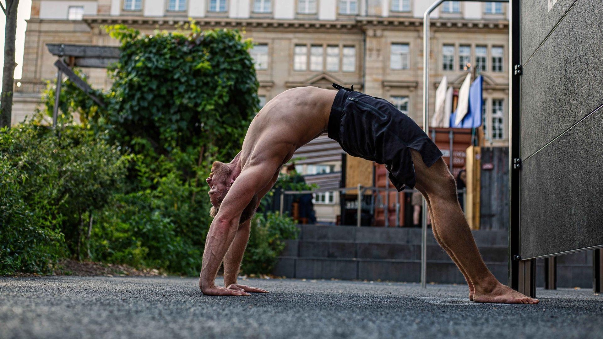 Beweglichkeit verbessern - Titelbild