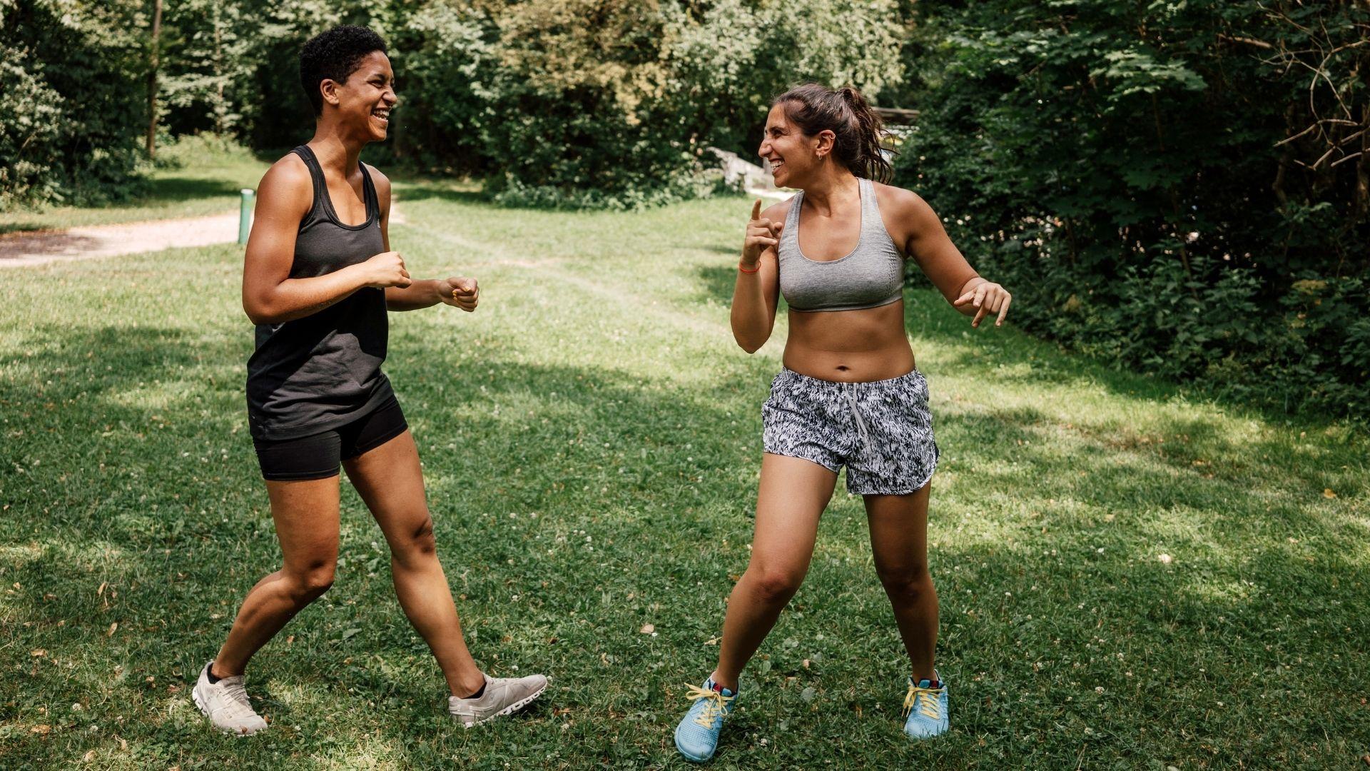 Frauen und Sport - Ein Beitrag zum Weltfrauentag 03