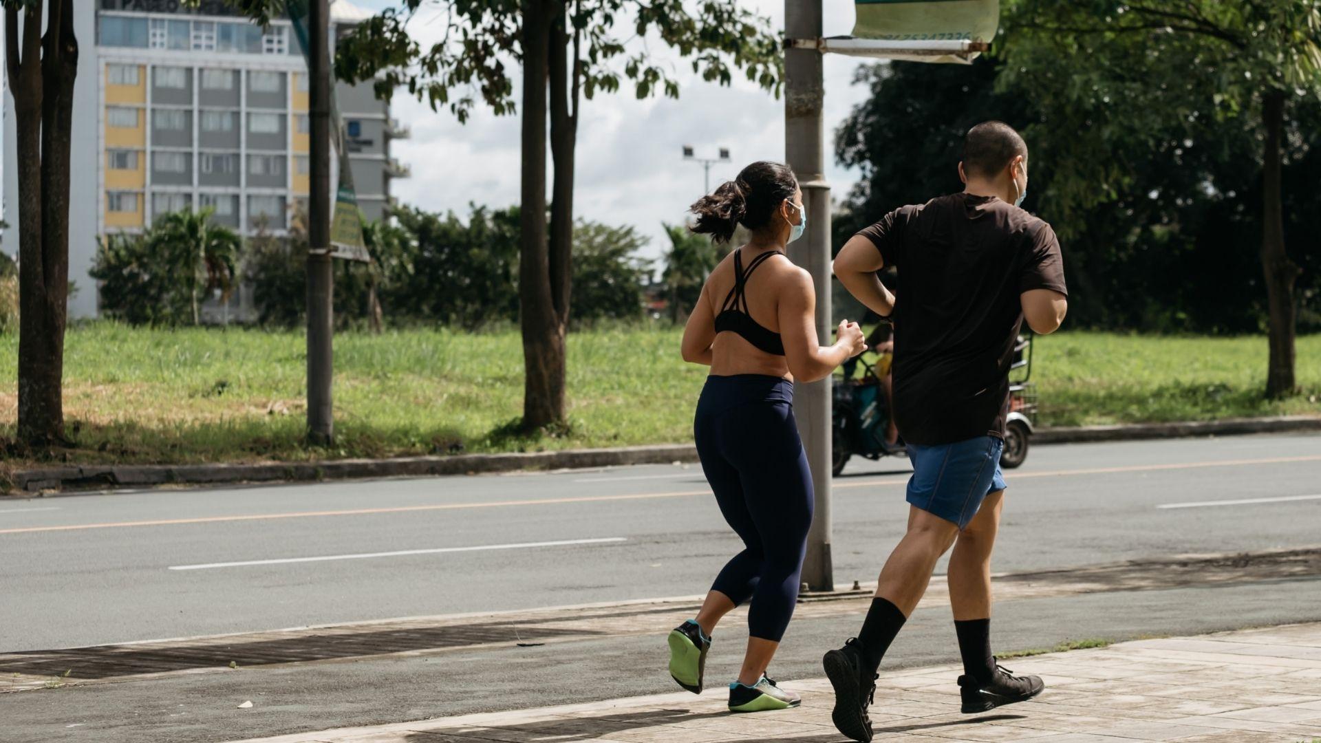 Untrainiert 3 km laufen