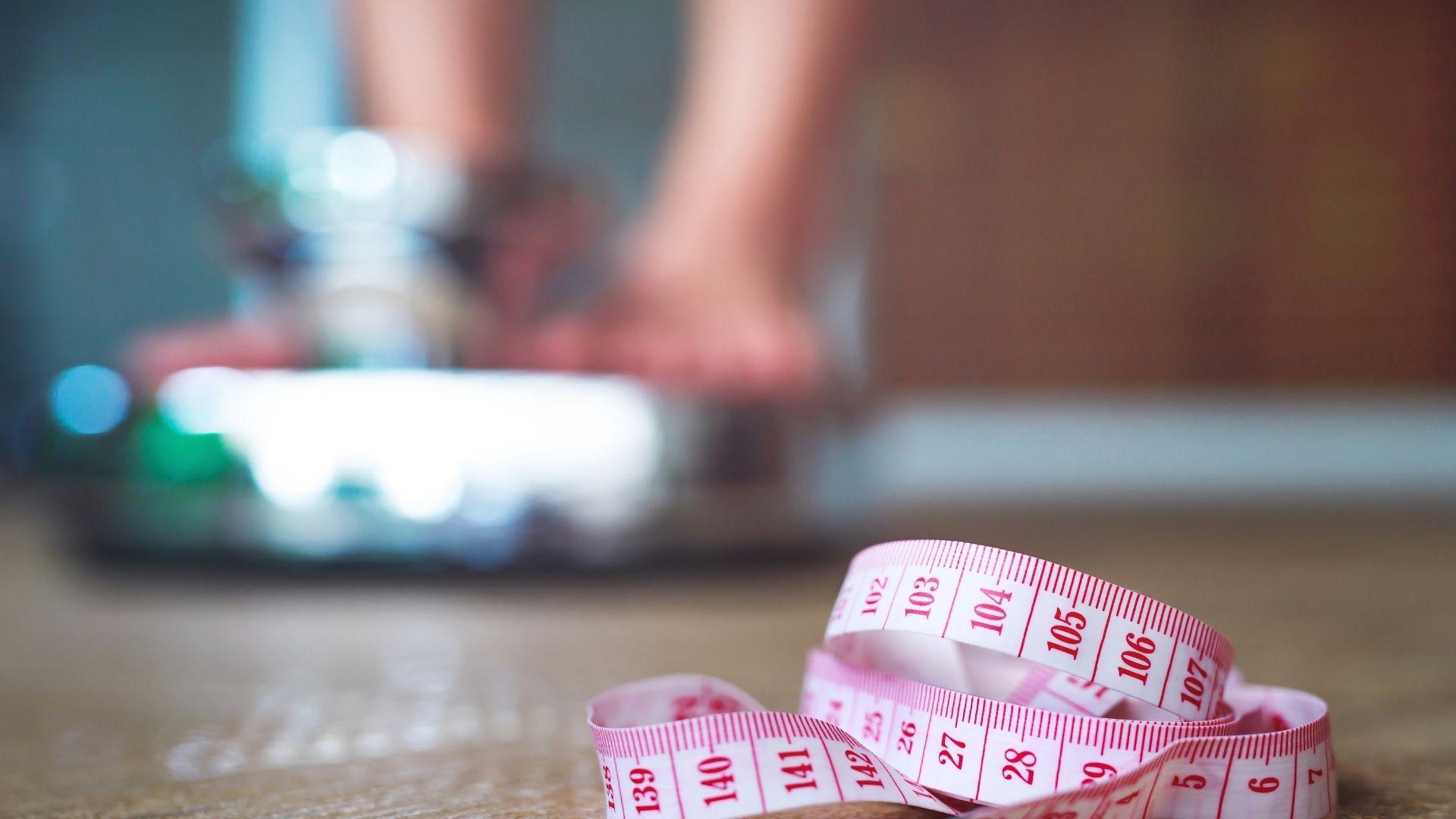 05 Tipps zum Abnehmen - Wiegen und Messen