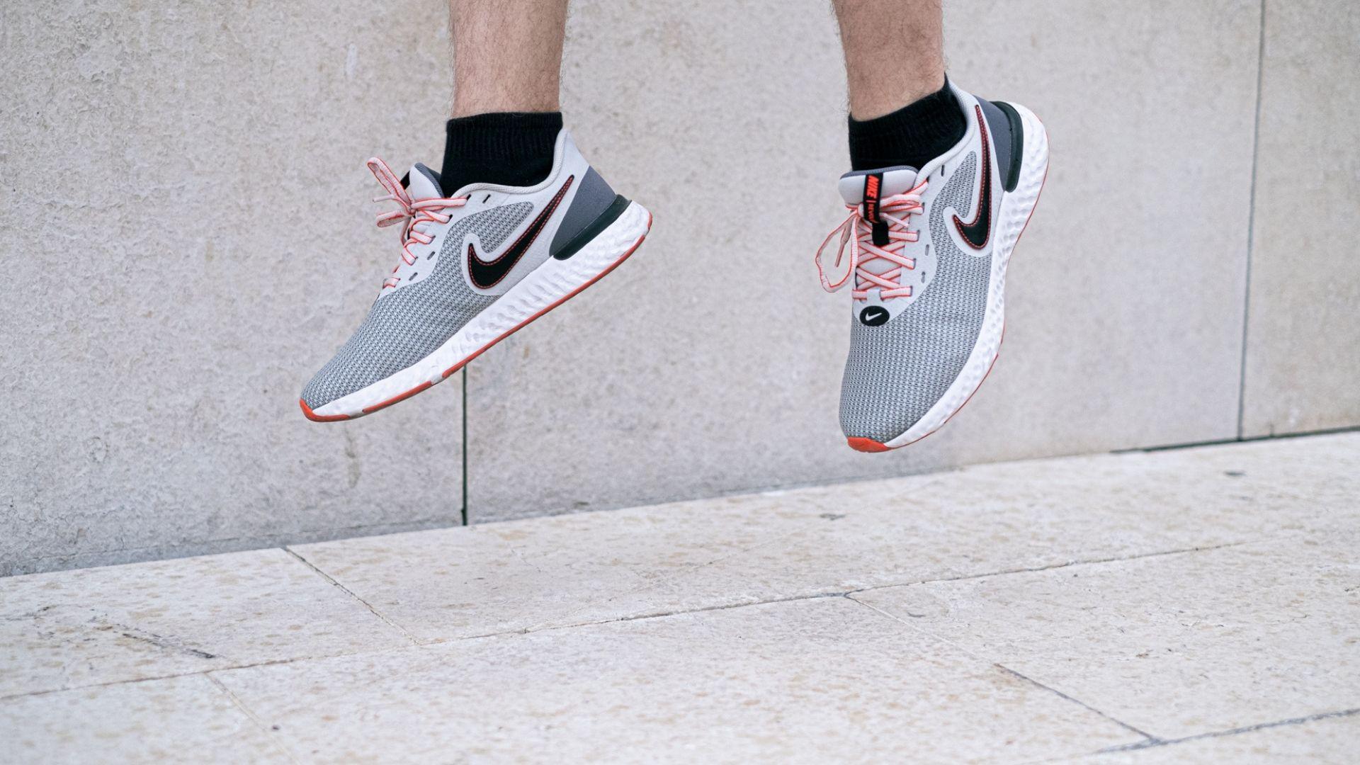 3 Nike Revolution 5 Test - Erfahrung