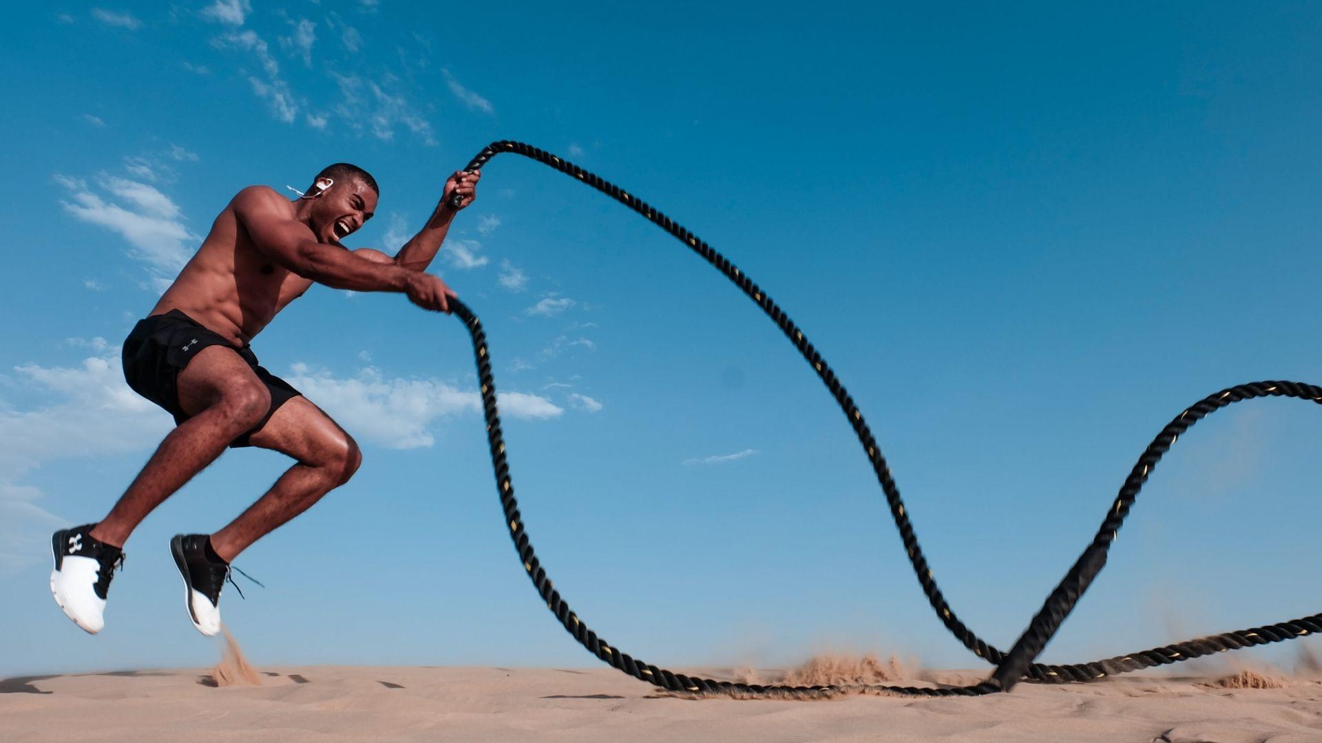 HIIT Workout - Titelbild