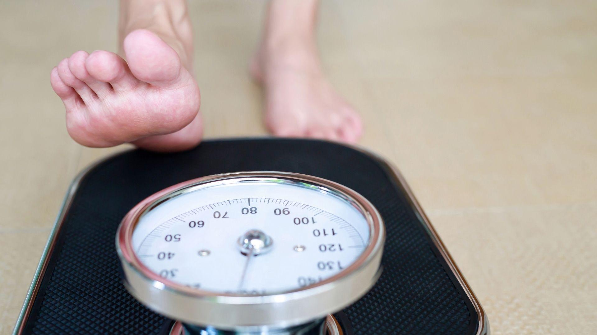 01 Gewicht stagniert trotz Kaloriendefizit