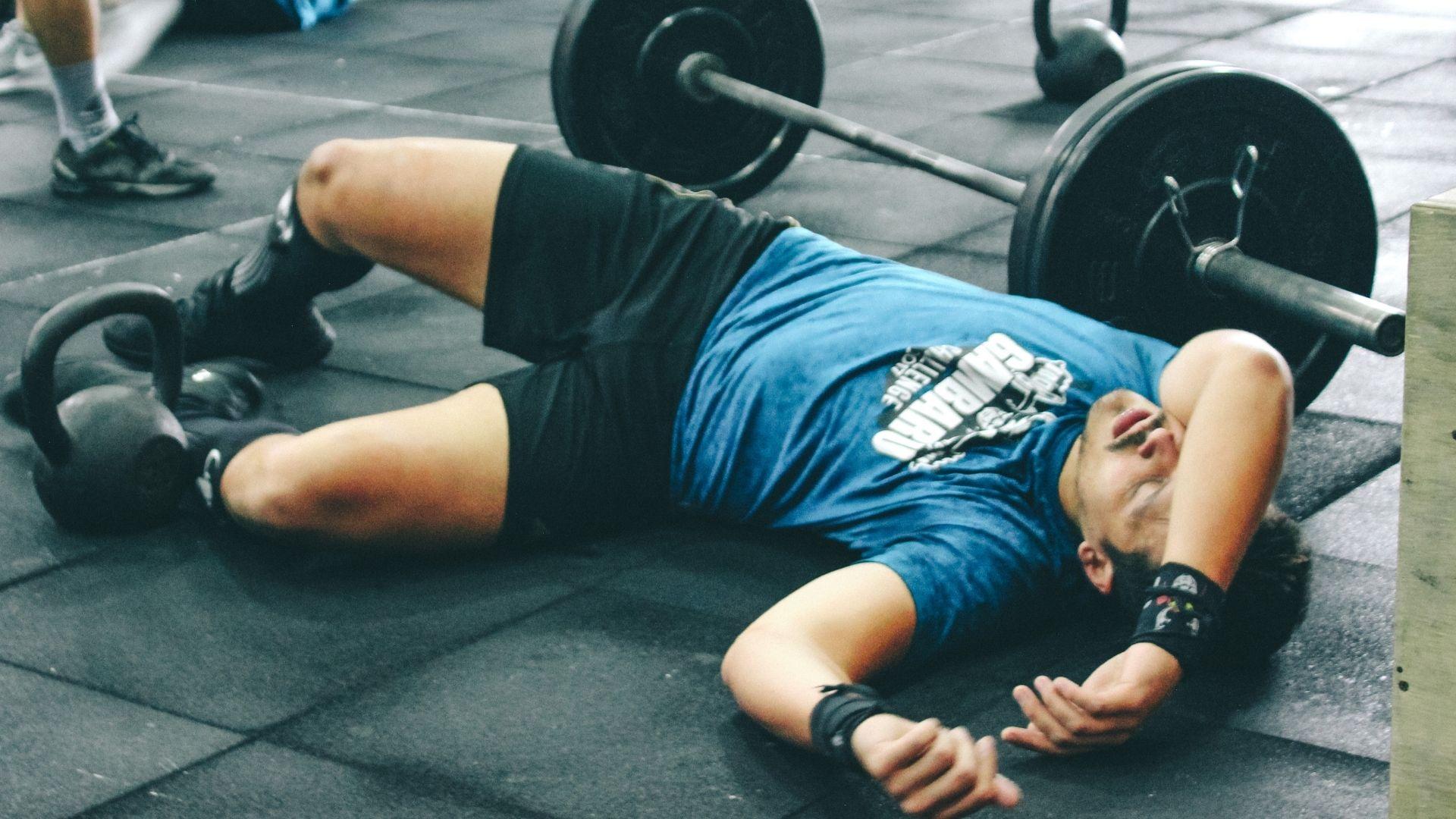 02 Fett abbauen Muskeln aufbauen
