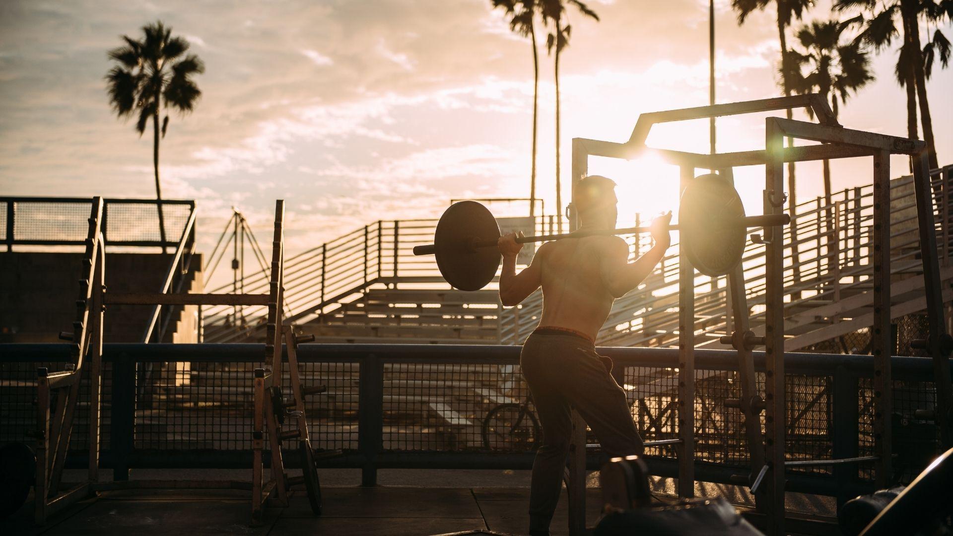 02 Sport Morgens oder Abends