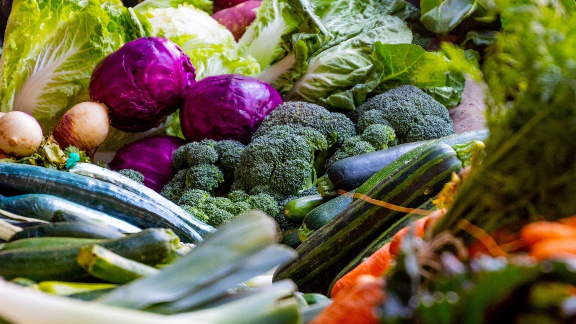 Lebensmittel mit Mineralstoffen