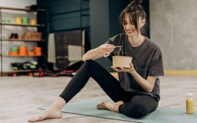Essen vor dem Sport: So erreichst du deine Bestleistung im Training