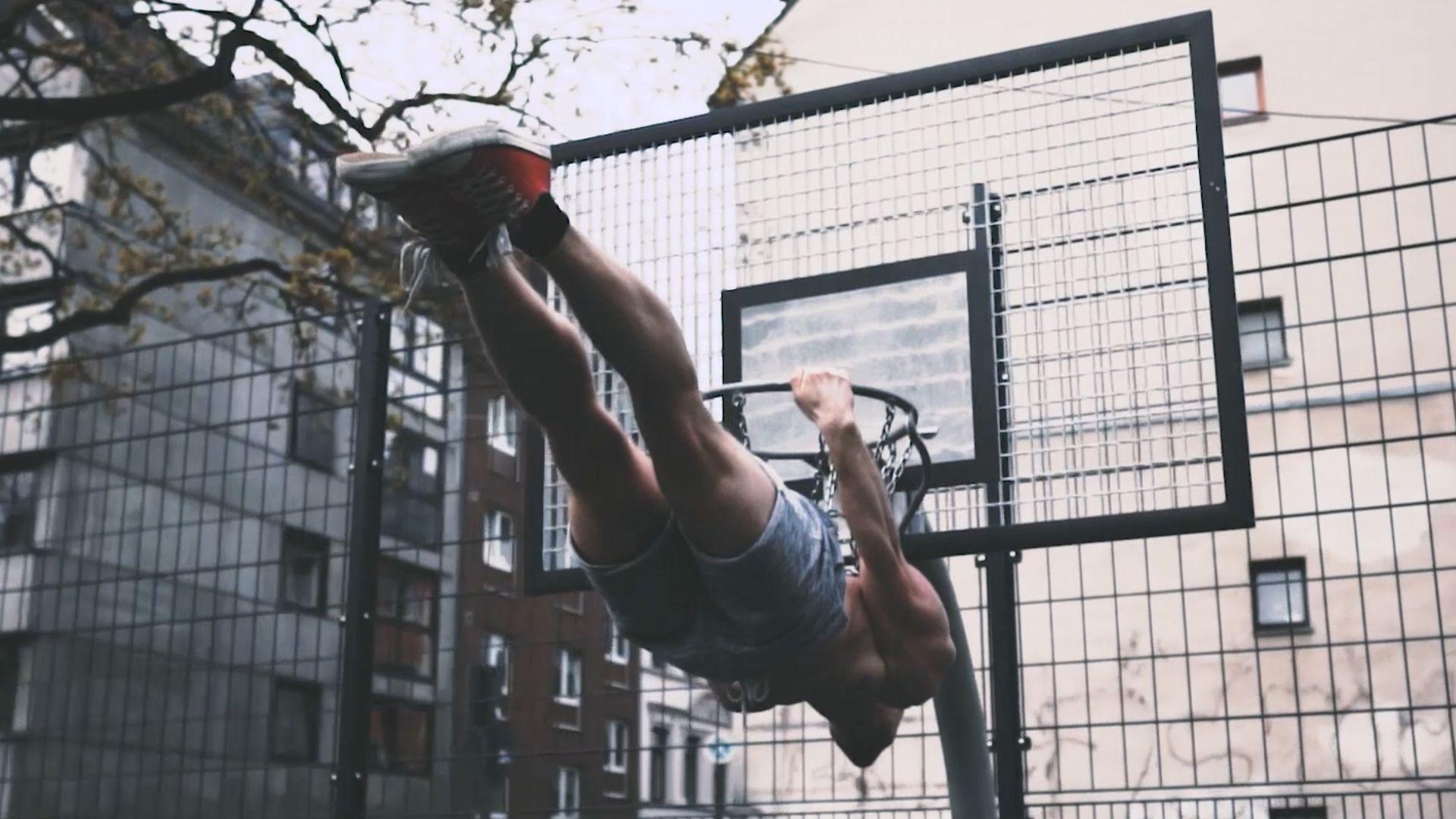 02 Calisthenics Training ©Allround Athletics