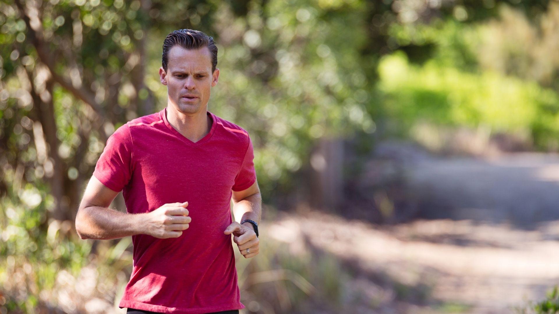 02 negative Gedanken beim Training - Joggen