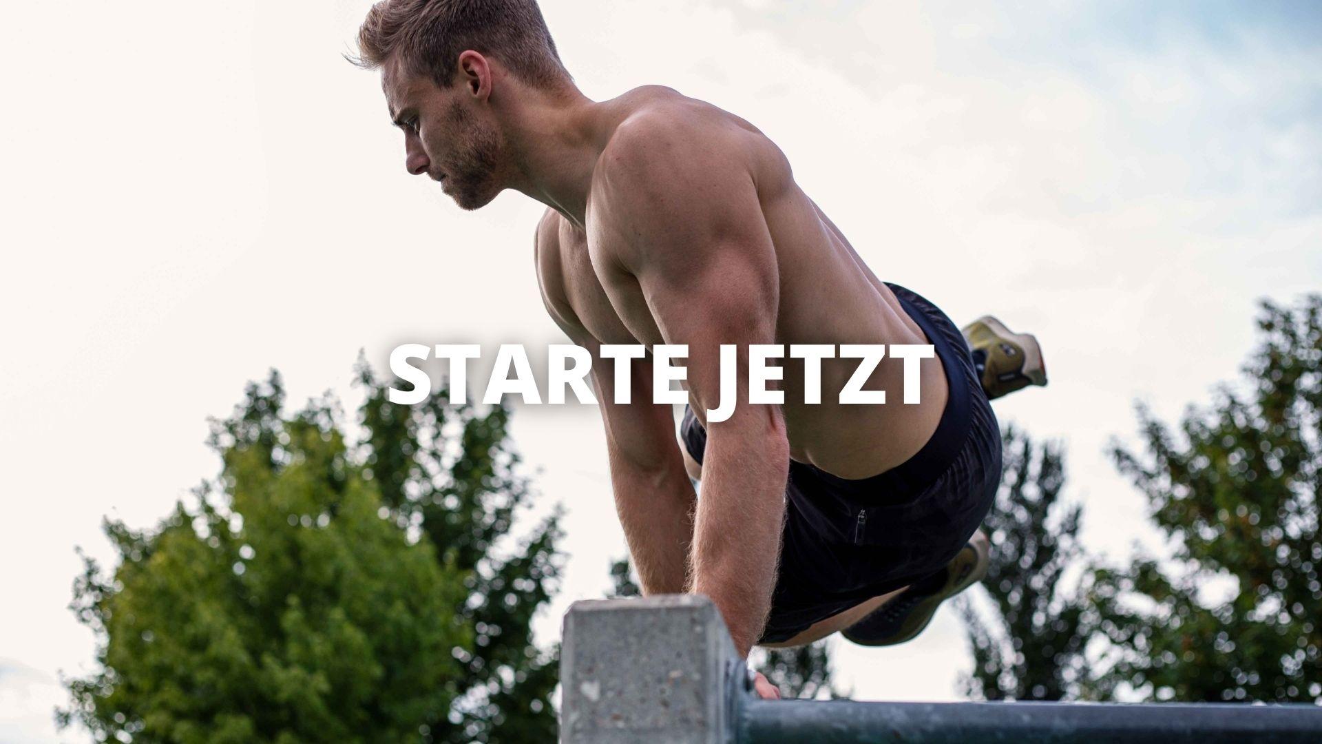 Kostenloser Trainingsplan - Starte Jetzt - ©Allround Athletics -