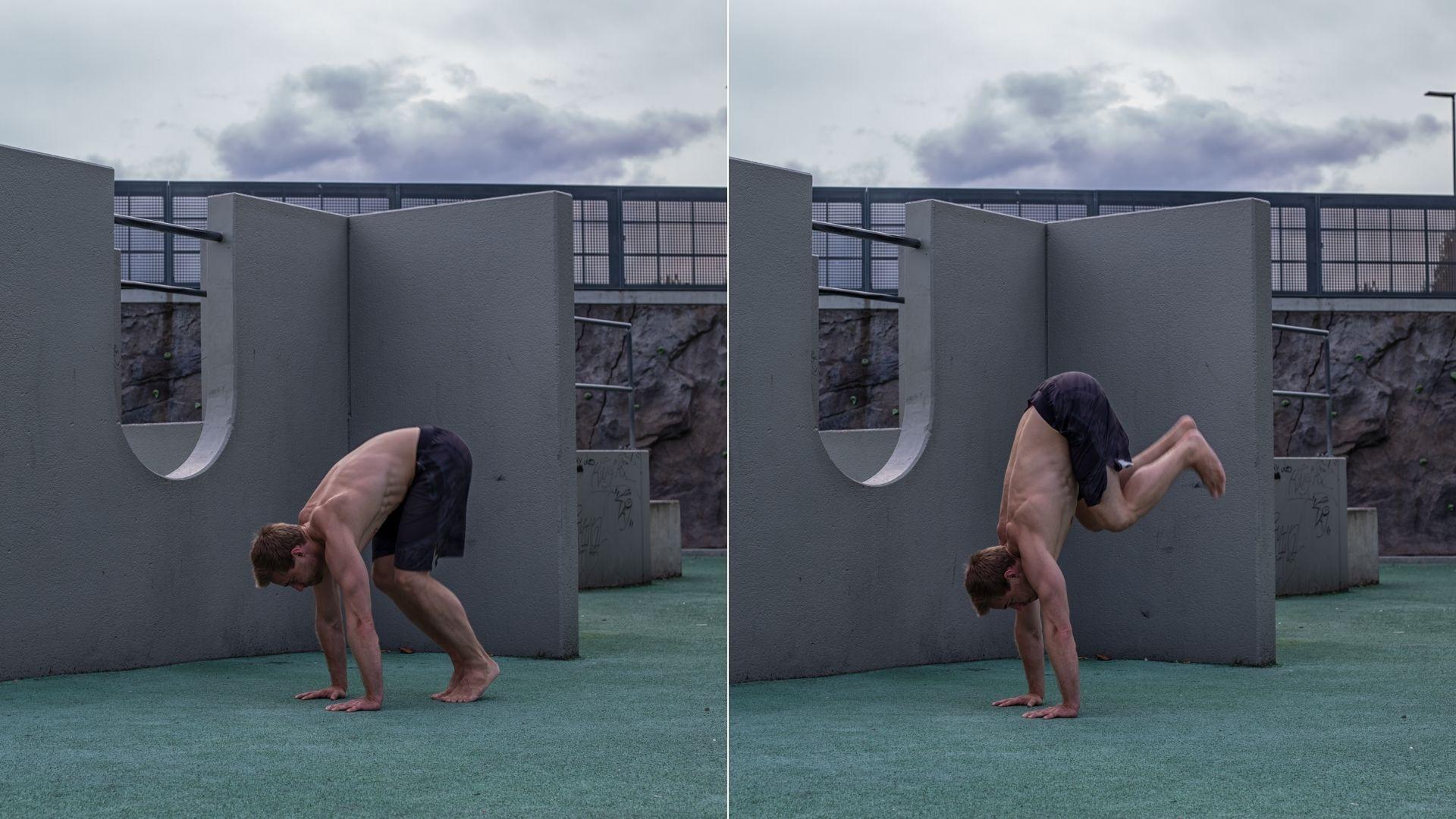 09 Handstand lernen