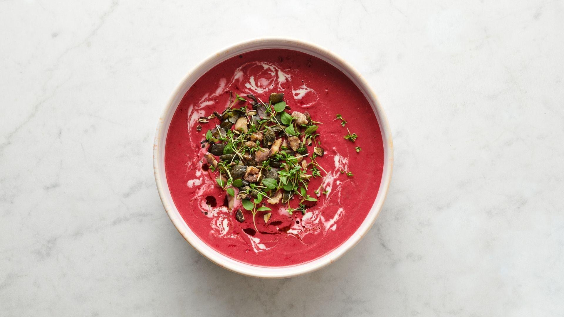 Rote Beete Suppe - ©Tamara Haas