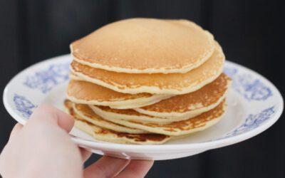 Protein Pancakes ohne Zucker ganz leicht selber machen