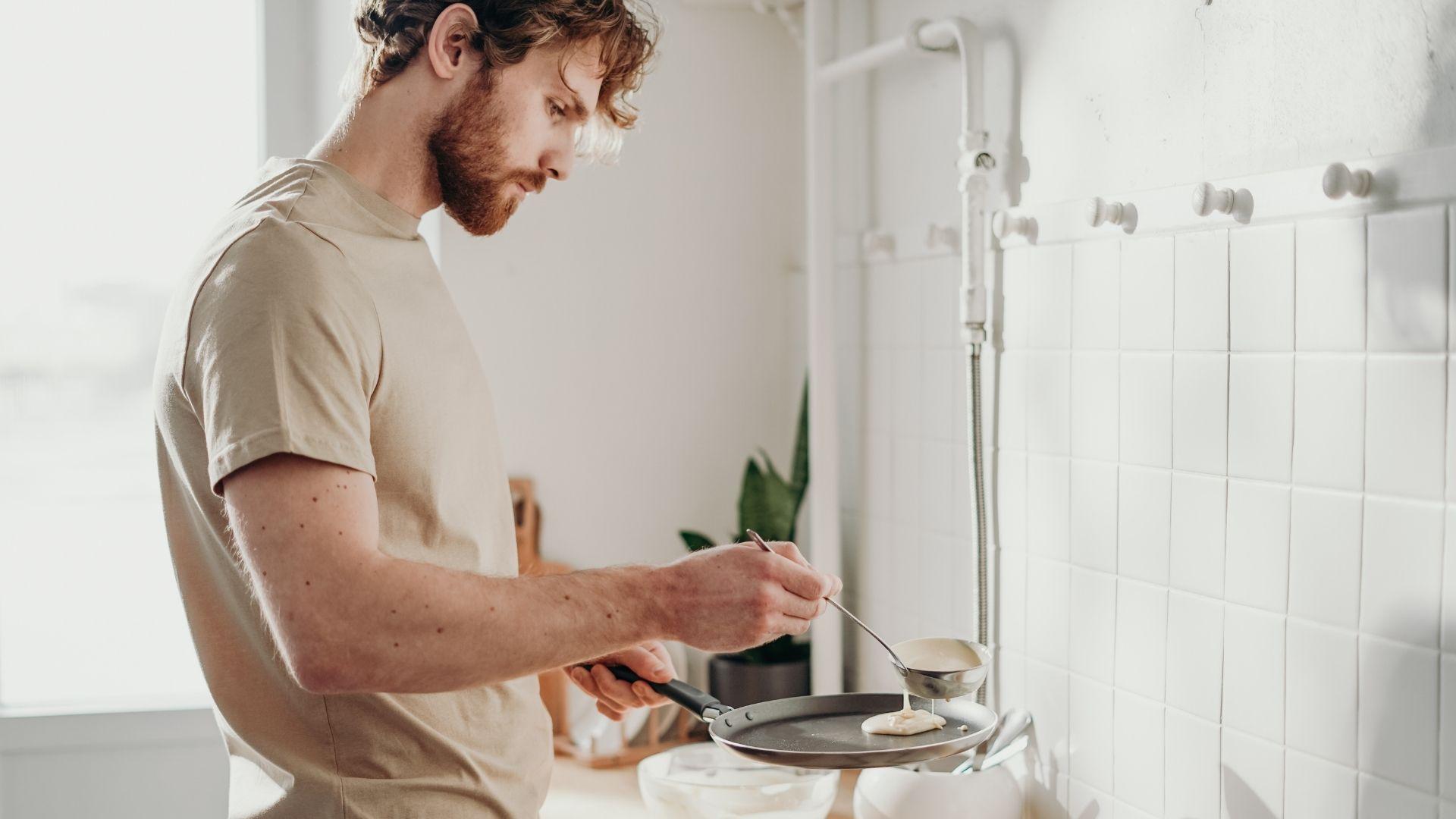 02 Eiweiß Pfannkuchen - ©www.canva.com